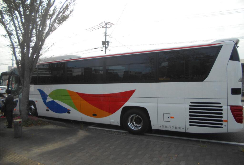 バス旅行 ①